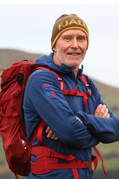 Walk and chat with record-breaking mountaineer Alan Hinkes OBE., then watch the film about his life in mountains.