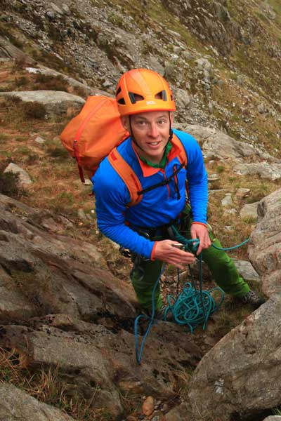Mountain instructor and Trail's go-to man for mountain expertise Rob Johnson will be on hand to answer your skills queries.