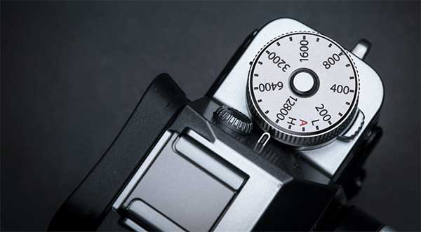Shoot in low-light scenes high ISOs  The X-T2 sports a native ISO of 200-12,800, and can be expanded to a staggering 100-51,200 using the dial on the top.