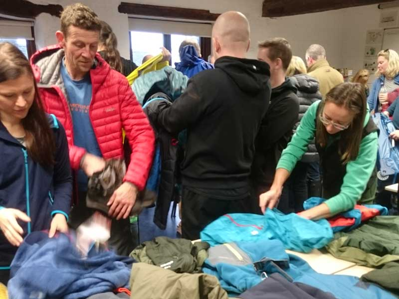 The Trail gear sale gets under way!