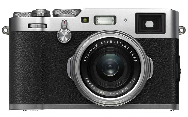 Pocket power: Fujifilm's X100F is astonishingly compact and lightweight, but boasts incredible image quality that rivals DSLR cameras.