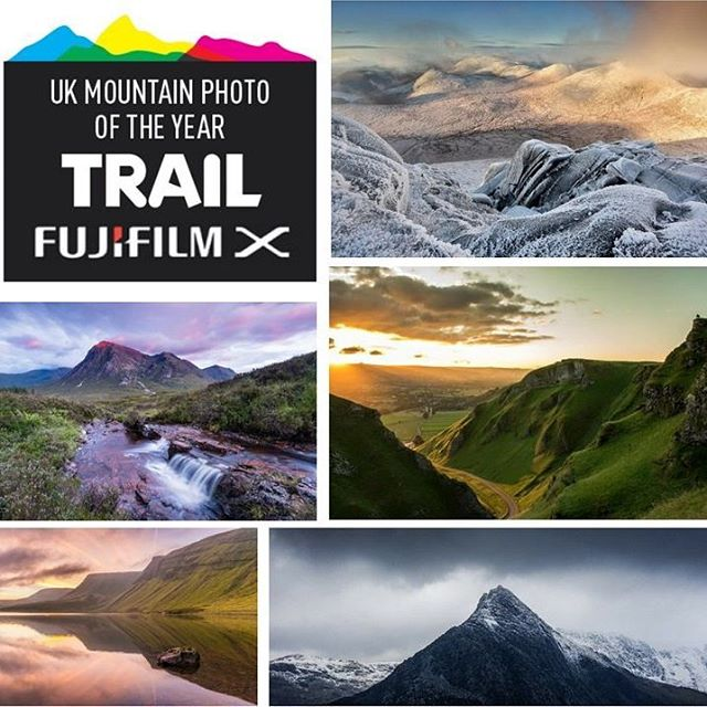 Here are a few images from the UK Mountain Photo of the Year 2017 shortlist - vote for your favourite at www.livefortheoutdoors.com/mountainphoto17 #mountain #photo #competition #fujifilm #camera #vote