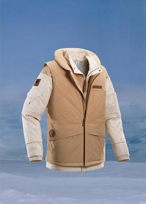 Luke Skywalker Echo Base Jacket (£360)