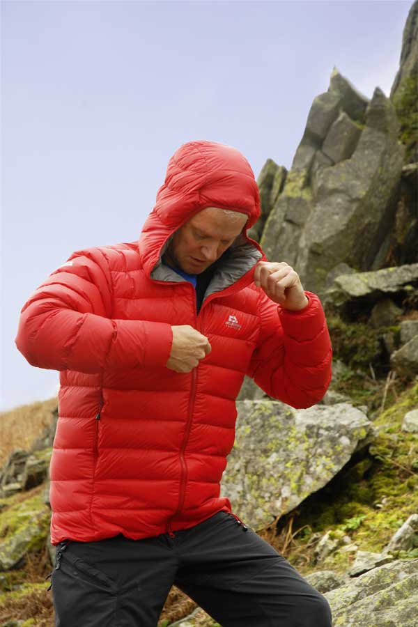 57881e53f Test of the best: down jackets under £200 reviewed — Live for the ...