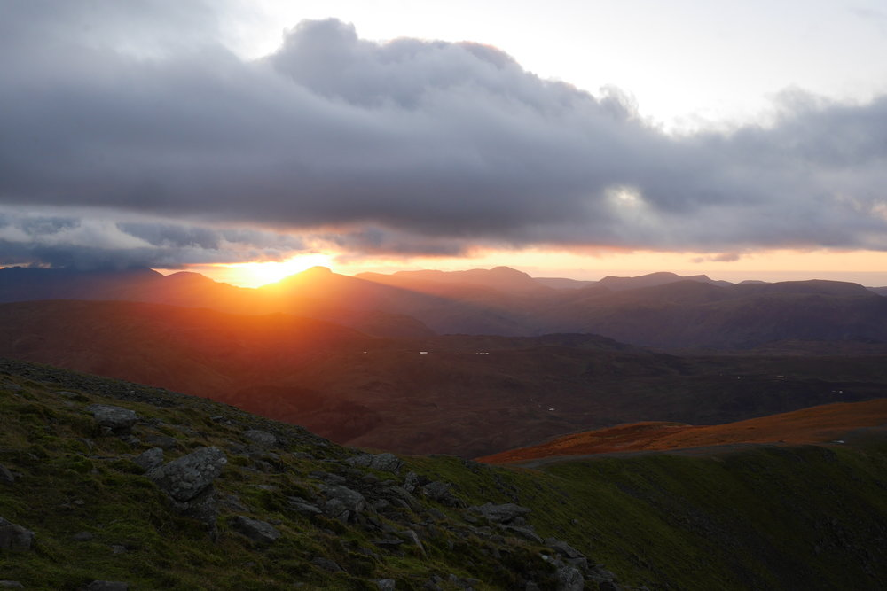 Don't get caught out when the sun goes down; pack a headtorch (preferably two!). Photo: Simon Ingram, Trail Magazine