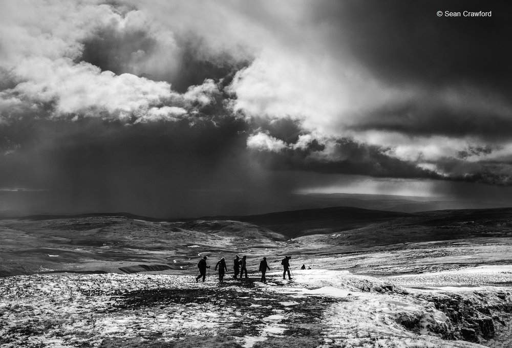 Carmarthen Fans by Sean Crawford, Runner up, National Parks Hidden Treasures Photography Competition 2018