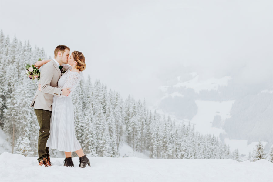 Mayrhofen Hochzeit, Austria - By Wild Connections Photography