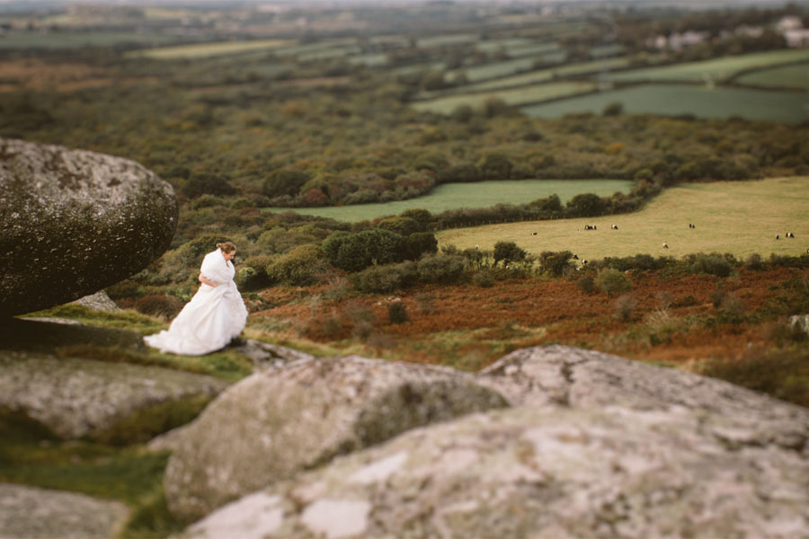 Dartmoor - Niki & Chris - By Wild Connections Photography
