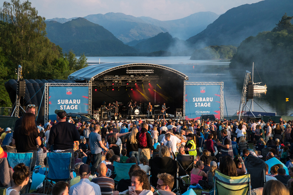 Live music at Keswick Mountain Festival.jpg