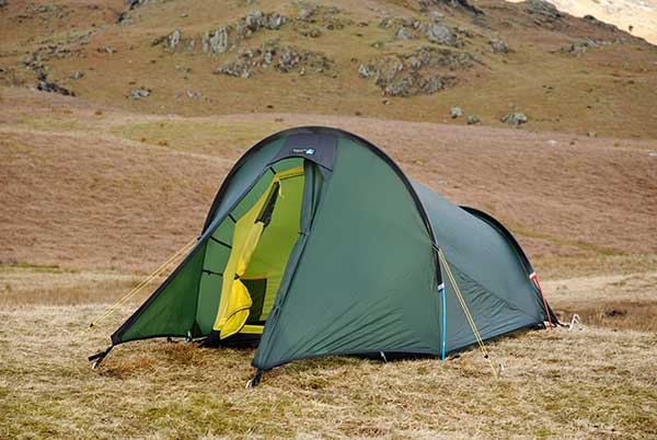 Terra Nova Starlite 1 £425 & Test of the best: One-person tents reviewed (2018) u2014 Live for the ...