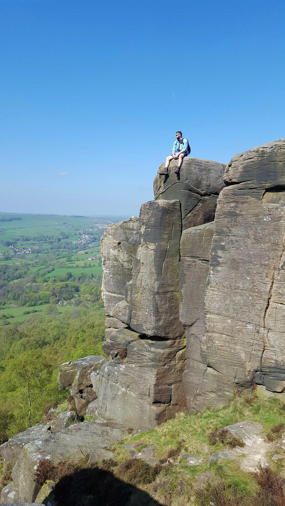Marcin Dobrowolski's photo of Curbar Edge, Peak District