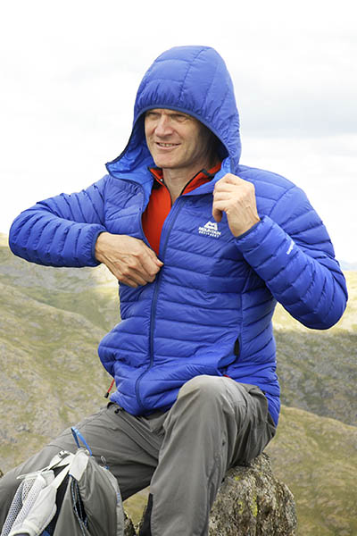 b5a9ebb89b1c8 Down insulation is extremely efficient, so is this lightweight jacket the  best option for stashing in your rucksack as a back-up jacket?
