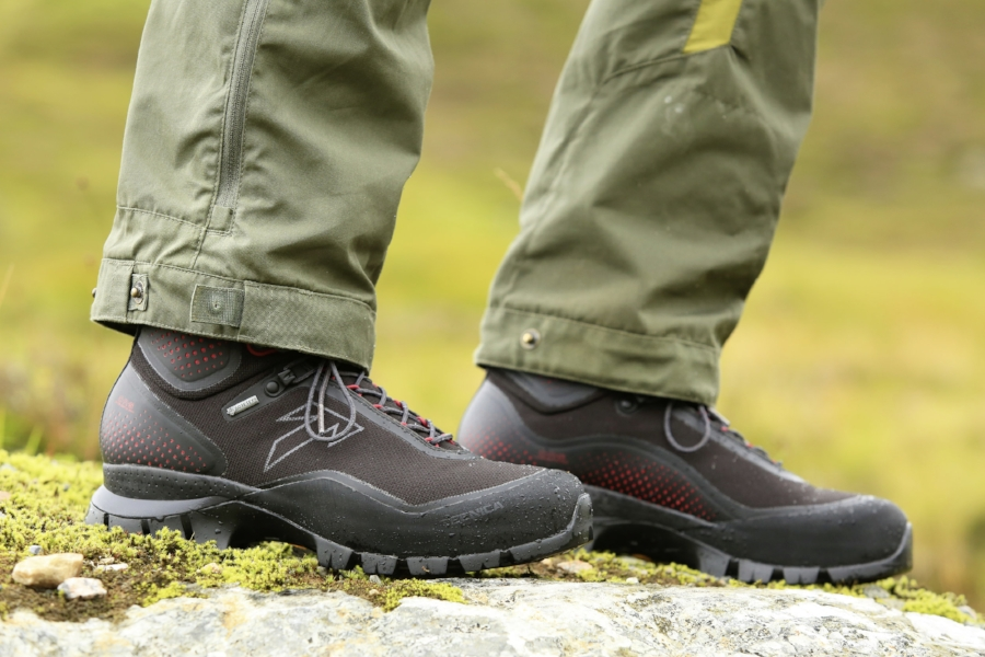 aec77fd0c19 First test: Tecnica Forge S walking boot review (2018) — Live for ...