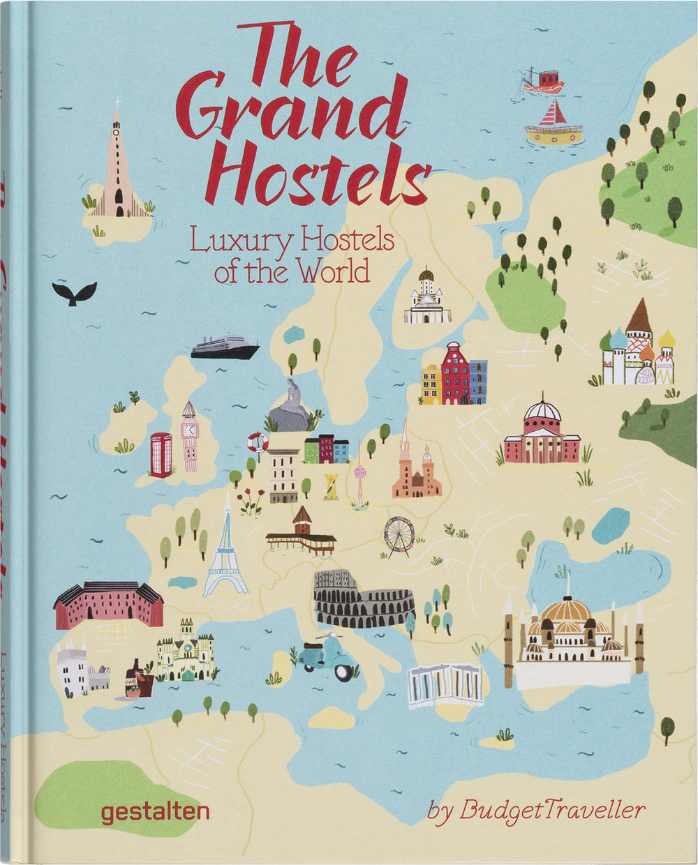 © The Grand Hostels, gestalten 2018