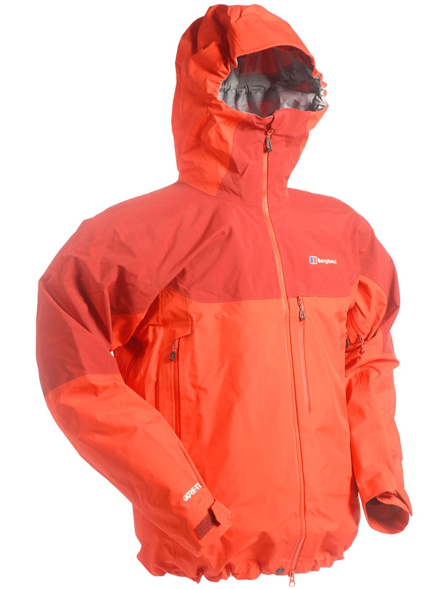 promo code d8911 19d96 Berghaus Extrem 5000 Vented waterproof jacket review — Live ...
