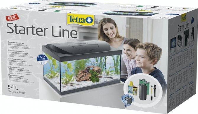New Starter Line Aquarium From Tetra Practical