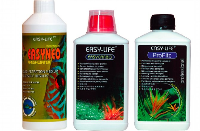 easy life liquid fertilisers review practical fishkeeping magazine. Black Bedroom Furniture Sets. Home Design Ideas