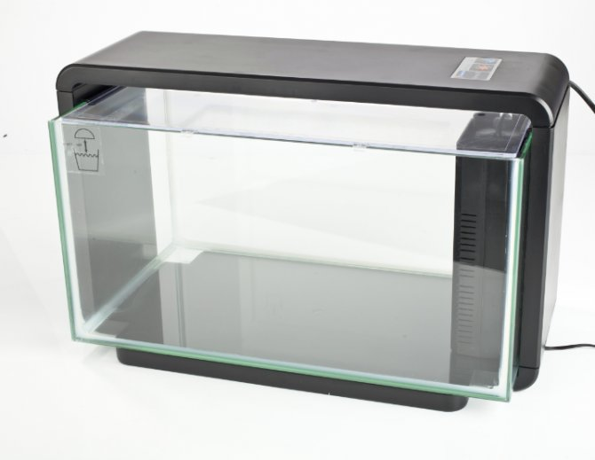 Review superfish home 25 aquarium practical fishkeeping for Aquarium boule 20 litres