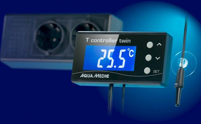 Review: Aqua Medic Temperature Controller Twin — Practical ...