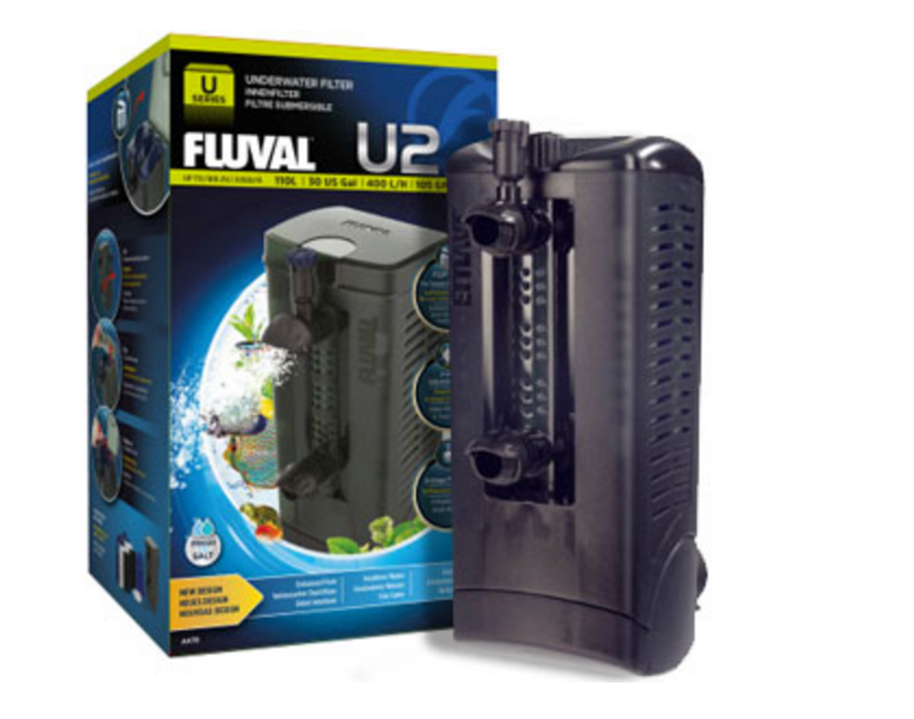 Don't miss out on this great offer. Subscribe to Practical Fishkeeping magazine and get a Fluval U2 aquarium filter worth £46.99!