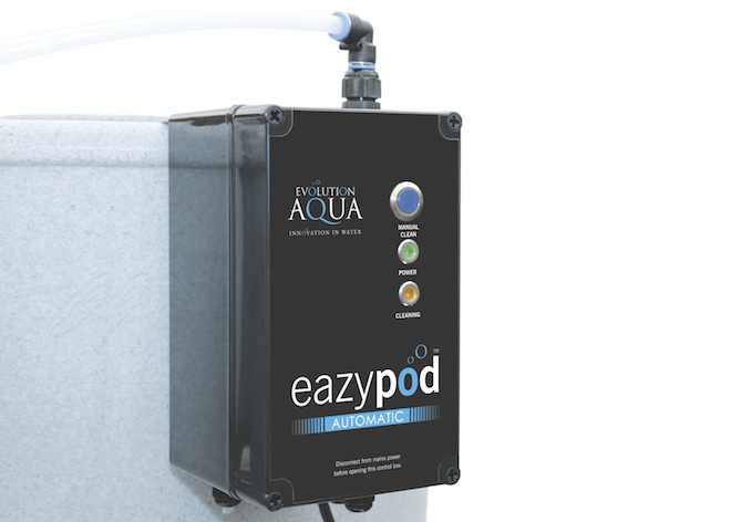 The EazyPod Automatic control box.