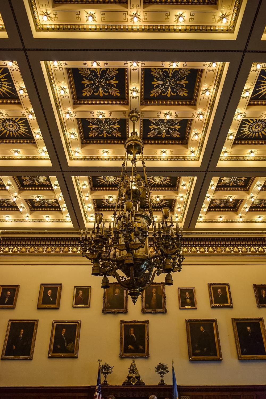 Mayor's Reception Room