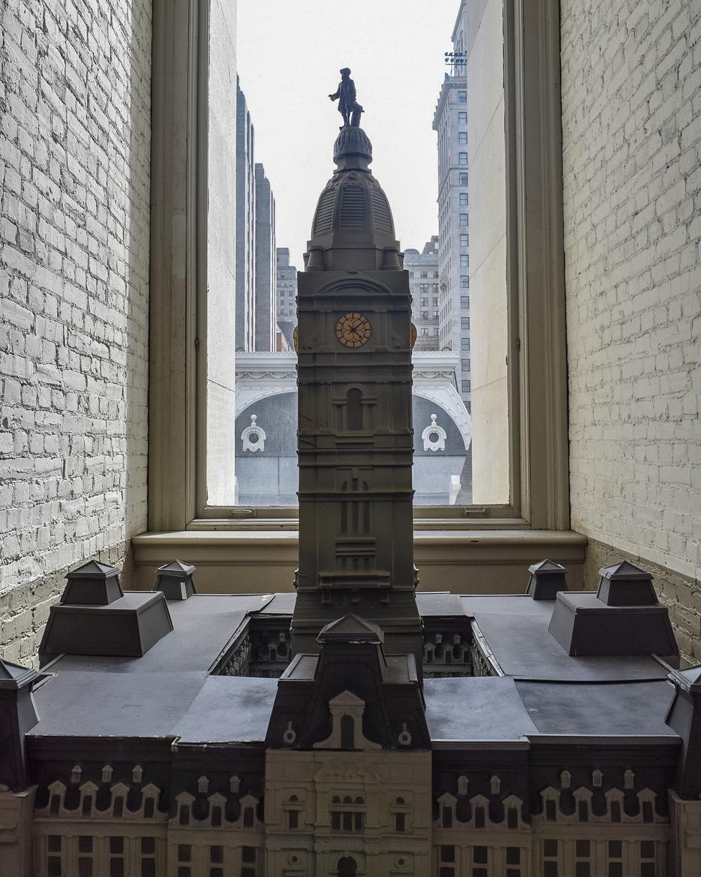 City Hall Model