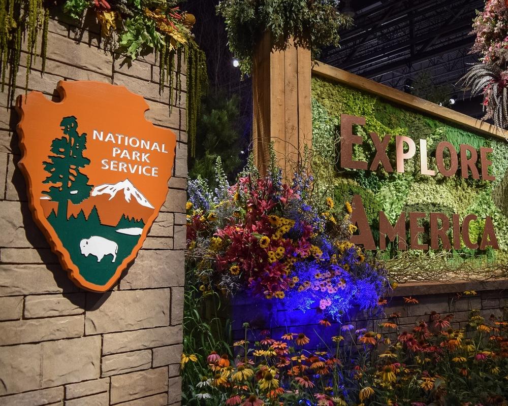 Explore America at the Philadelphia Flower Show