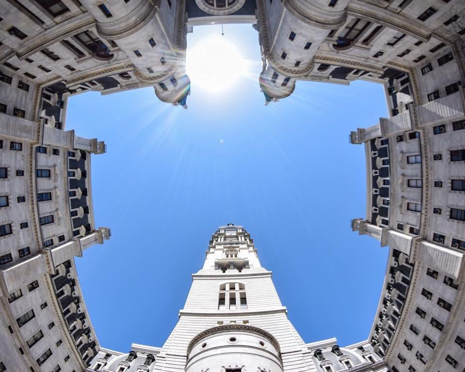 Courtyard, Philadelphia City Hall