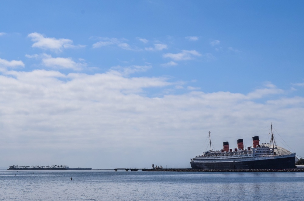 Long Beach - The Queen Mary