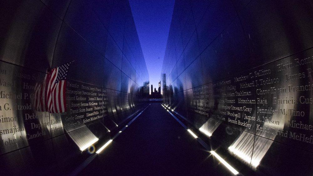Empty Sky Memorial, Jersey City