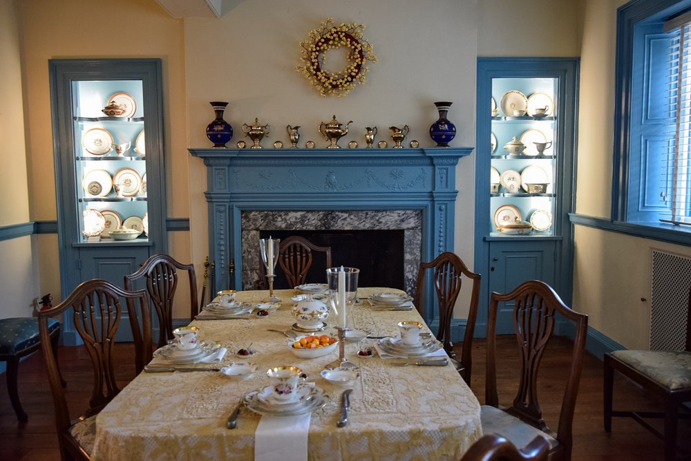 The Jefferson Dining Room