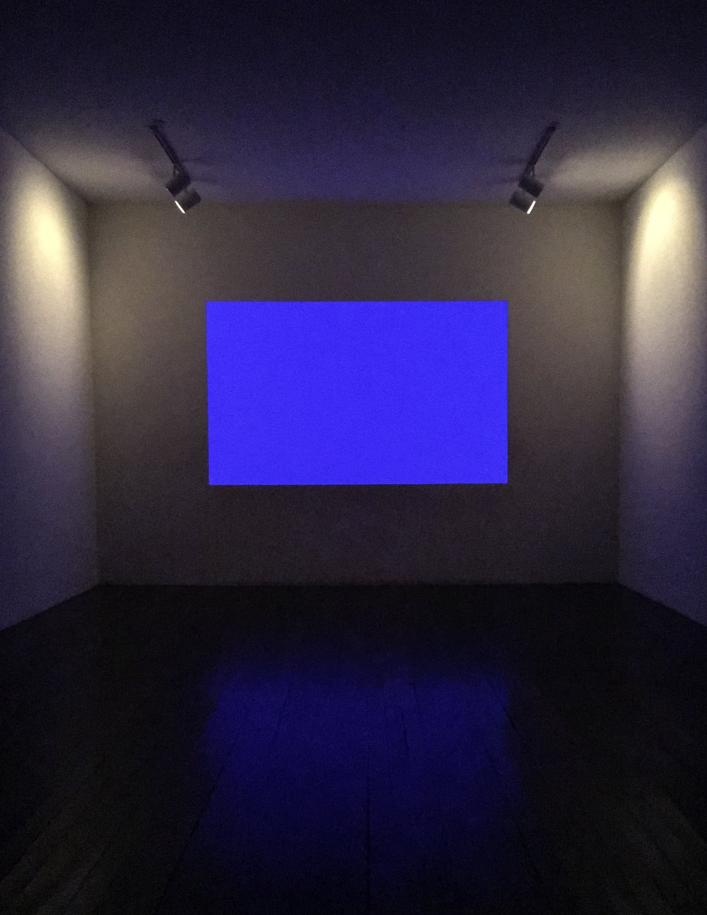 Danae,  James Turrell, 1983