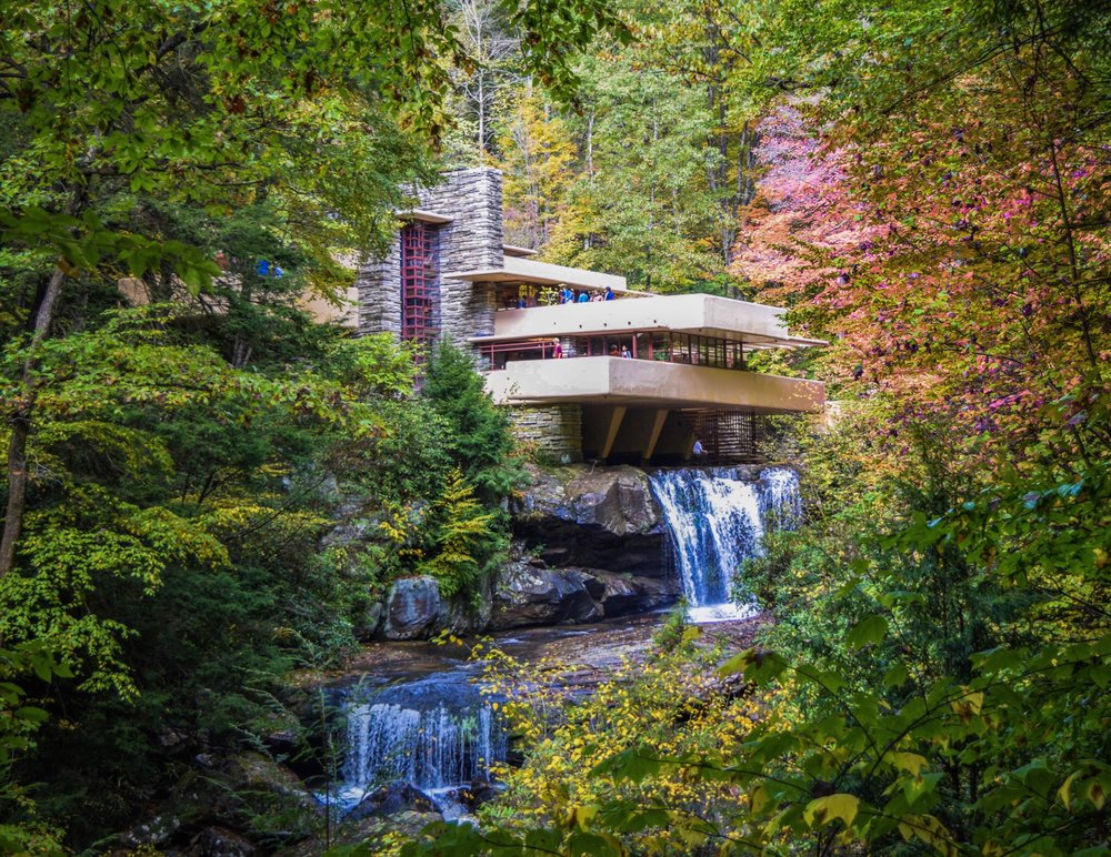 Fallingwater, Mill Run PA