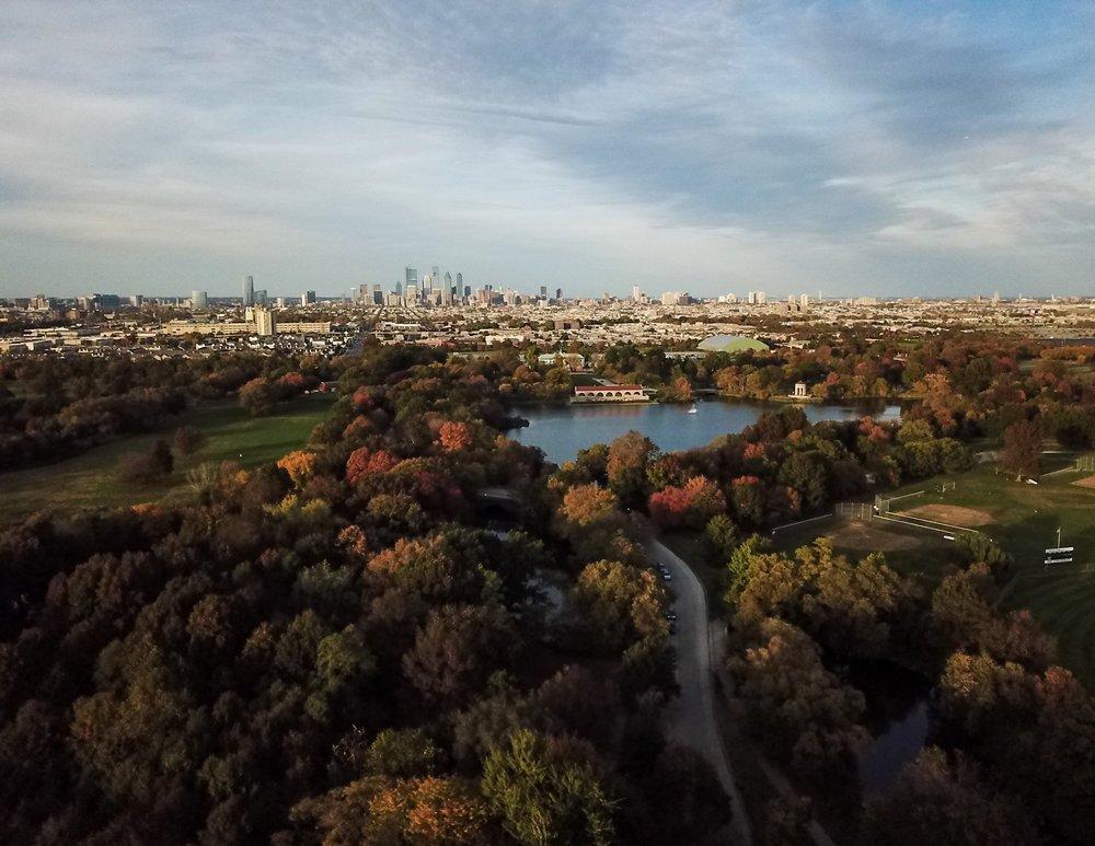 FDR Park, Philadelphia