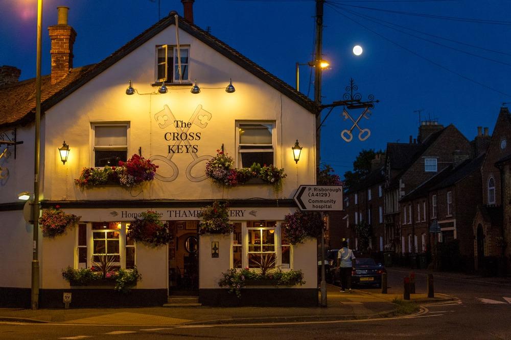 The Cross Keys Pub Thame