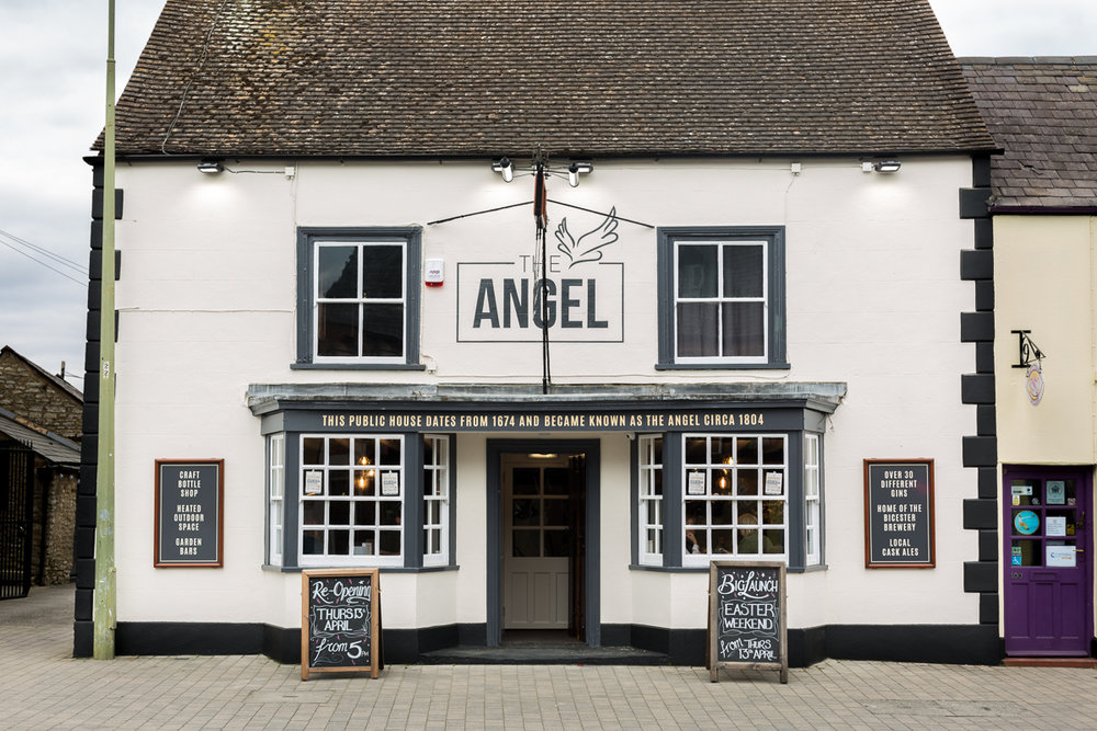 The Angel Bicester