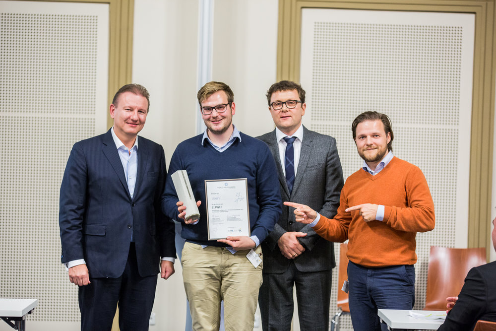 2. Platz: kiron Open Higher Education gGmbH (Bild: Felix Pöhland)