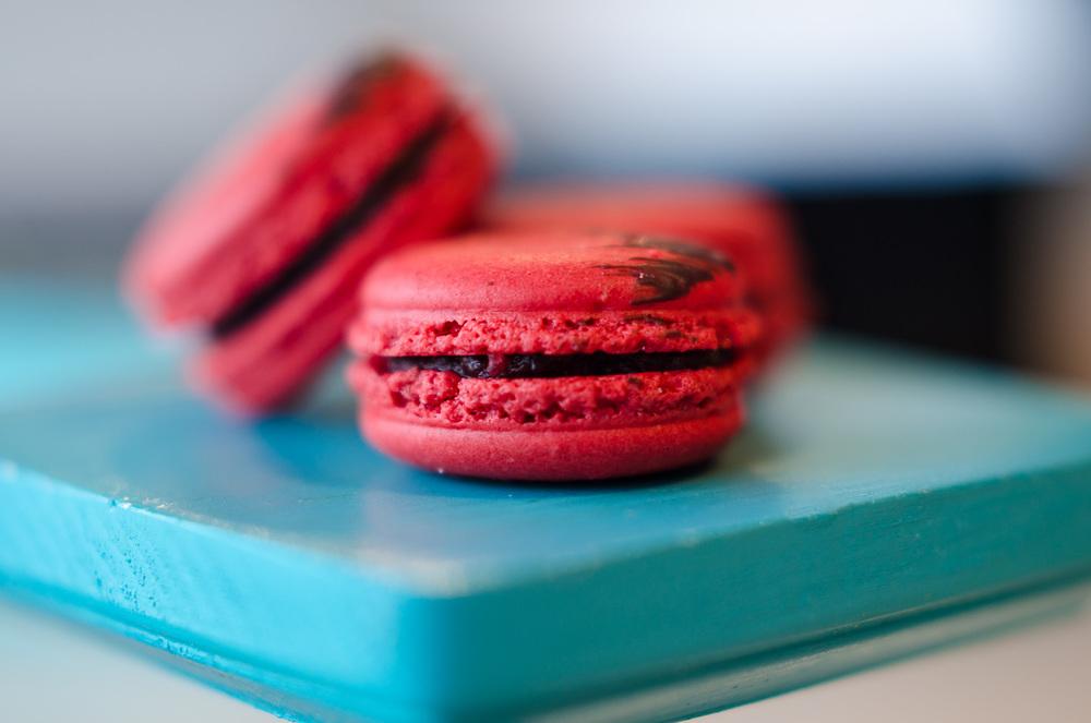 Charleston Desserts Macaron