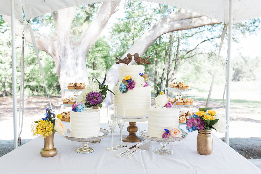 Wedding dessert bar ideas charleston bakery the options are literally endless and if you are considering a dessert bar for your upcoming charleston wedding here is some inspiration junglespirit Images