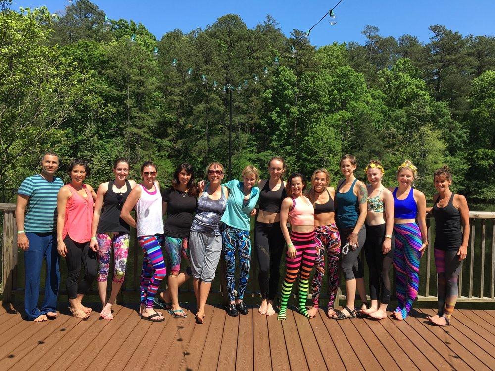 Wigwam Yoga Festival
