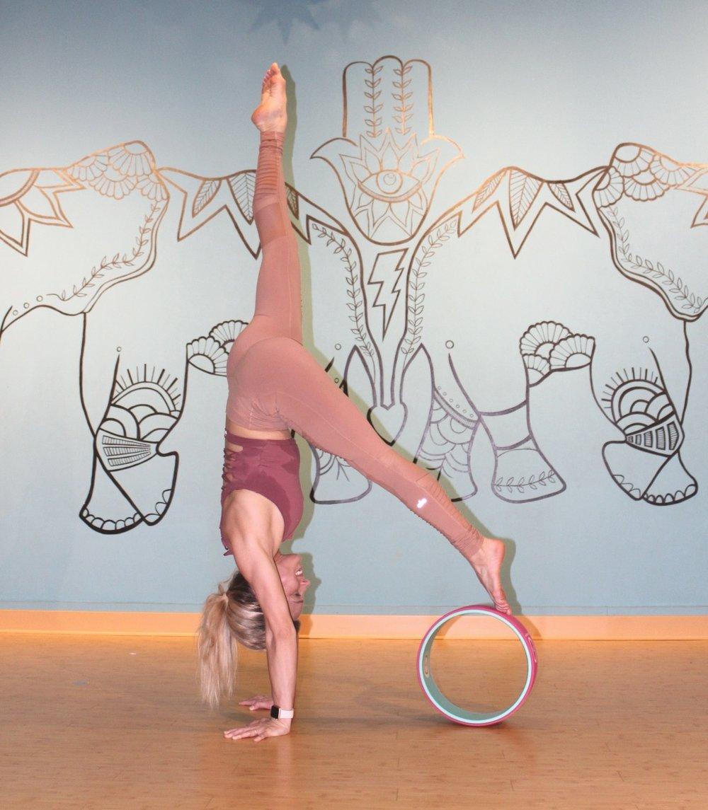 Handstand+Workshop