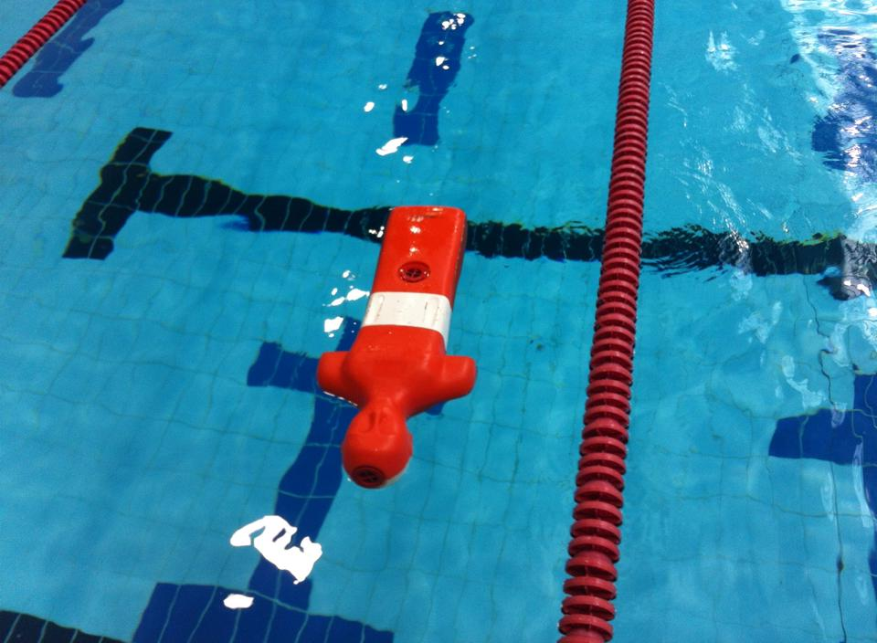 Pool Lifesaving Competition