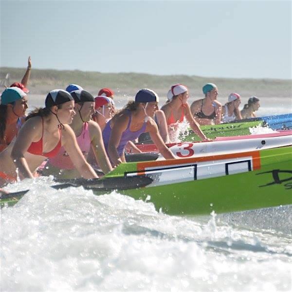 Surf Ski Race