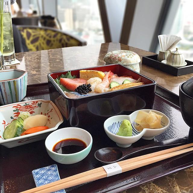 Yamazato Restaurant at The Okura Prestige Bangkok