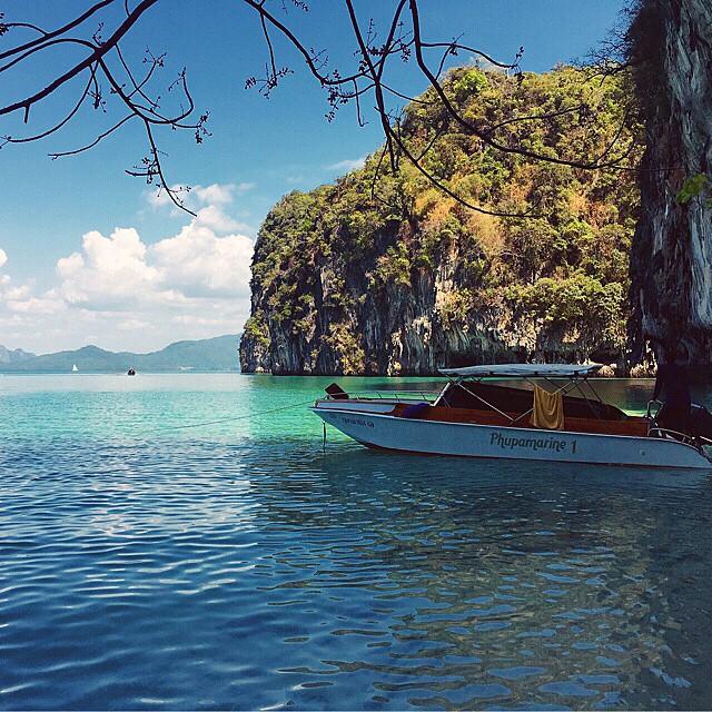 Rayavadee Resort Krabi, Thailand