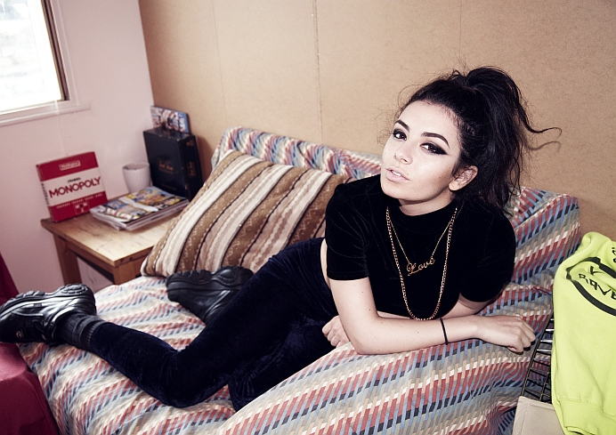 Refinery29<br>Charli XCX</br>