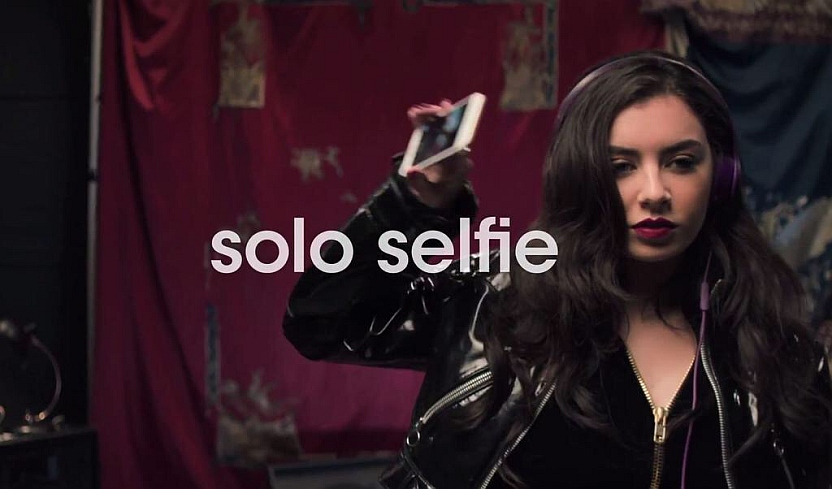 Beats By Dre, Charli XCX #SoloSelfie British Edition