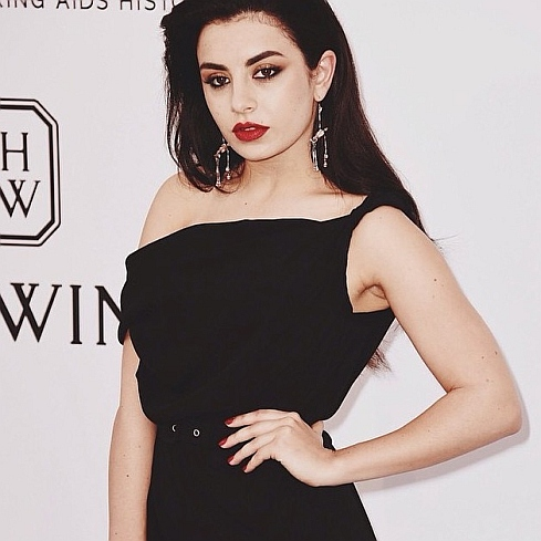 Charli XCX, amfAR Cannes 2015 Red Carpet