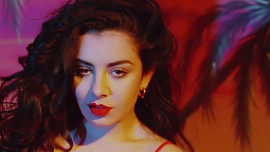 Charli XCX Breaking Up